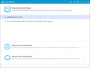 EaseUS MobiSaver 7.6 Crack with Serial Key Latest version