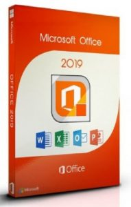 Microsoft Office 2019 with crack