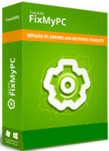 TweakBit FixMyPC Crack 1.8.2.9