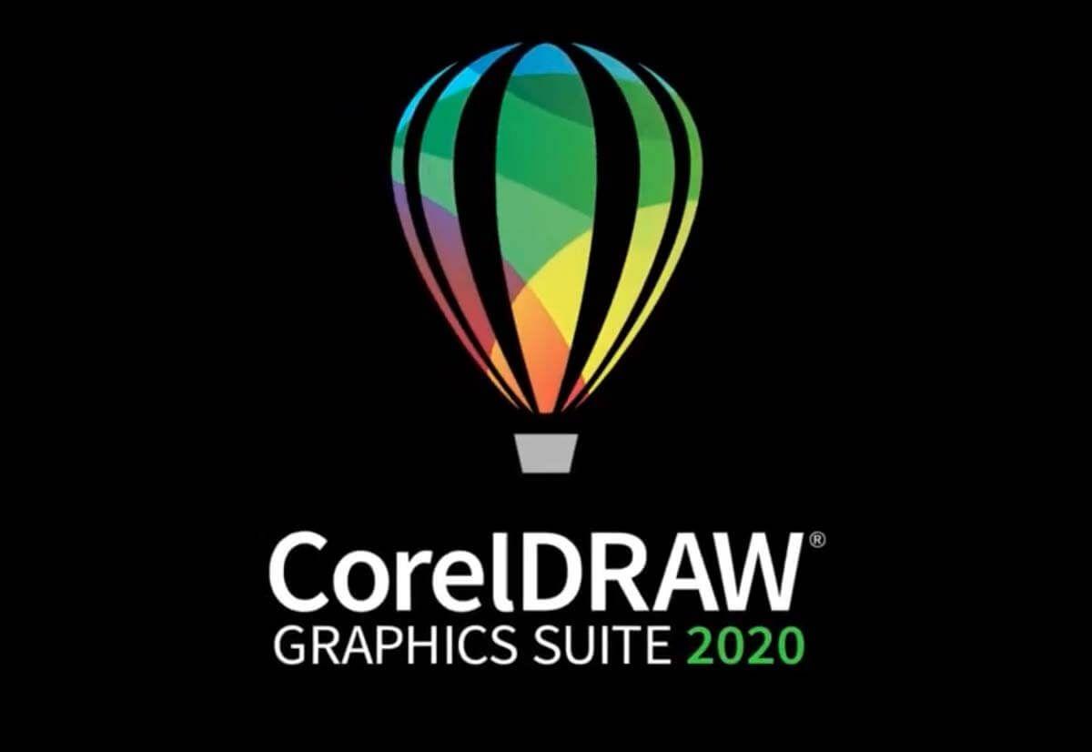 CorelDRAW Graphics Suite 2020 with license