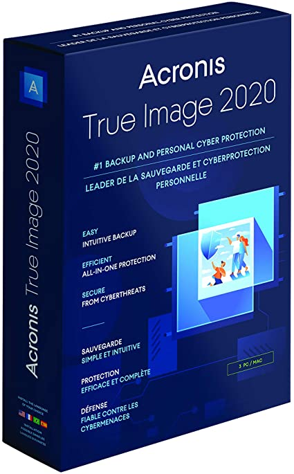 Acronis True Image 25.8.1 Crack + Serial Key [2021] Latest
