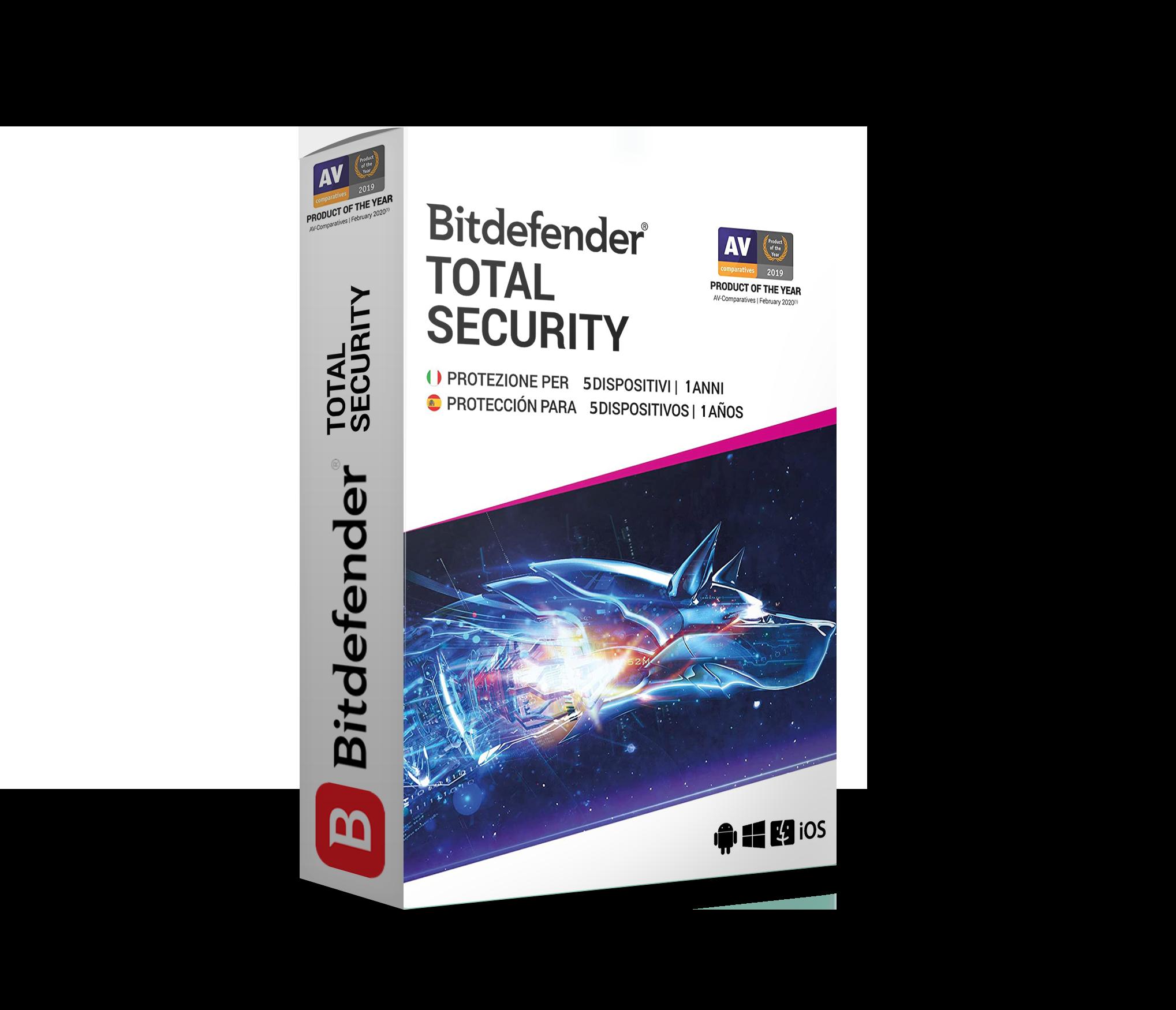 Bitdefender Total Security Crack + Activation Code Lifetime 2021 Latest