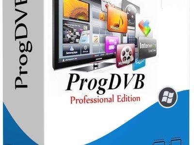 ProgDVB 7.40.3 Full Crack + Serial Key [64/32-bit] Free Download [2021]