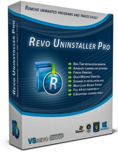 Revo Uninstaller Pro 4.4.5 Crack + License Keygen 2021 Latest Version