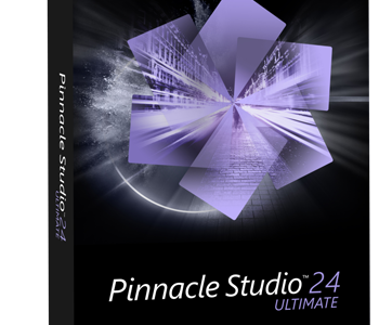 Pinnacle Studio 24 Ultimate Crack + Activation Code 2021 New Version
