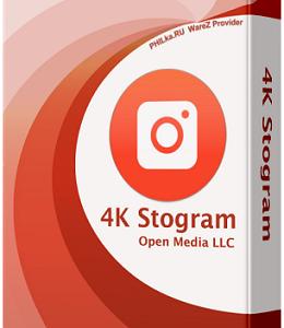 4K Stogram 3.4.1.3580 Crack + License Keygen Latest {2021} Free Download
