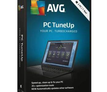 AVG PC TuneUp Crack 21.1 Build 2404 + License Key Latest Free Download