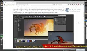 Creature Animation Pro 3.73 With Crack +Activation key Free Download